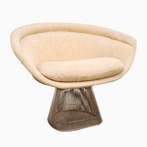 Easy Chair by Warren Platner for for Knoll, 1970s