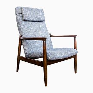 Modell 300 188 Armlehnstuhl von Edmund Homa für GFM, 1960er