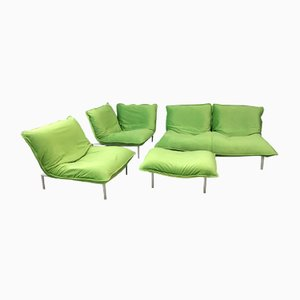 Vintage Sofas from Cinna, Set of 4
