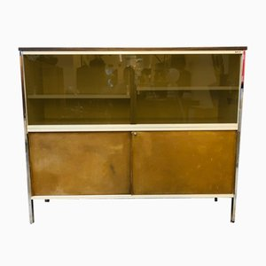Mid-Century Metal Sideboard from Look 507, 1950s