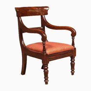 Chaise d'Enfant Antique
