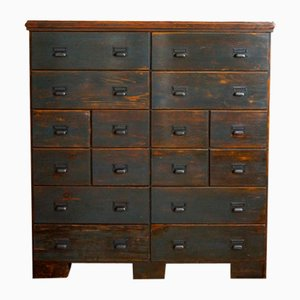 Large Rustic Cabinet, 1930s