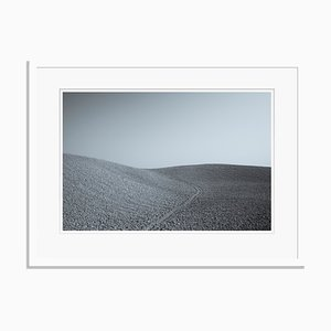 Murlo Oversize Archival Pigment Print Framed in White by Tim Graham