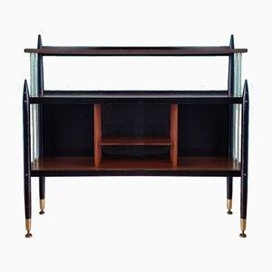 Mid-Century Teak Shelving Cabinet from G-Plan, 1950s