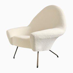 770 Sessel von Joseph-André Motte für Steiner, 1950er, 2er Set