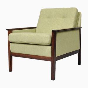 Palisander Sessel von Hans Olsen für CS Mobelfabrik, 1950er