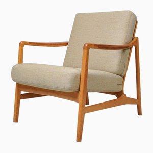 Lounge Chair by Tove Kindt-Larsen for France & Søn / France & Daverkosen, 1950s
