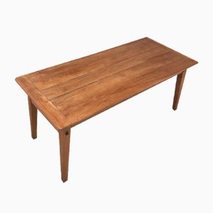 Antique Farmhouse Table in Cherry