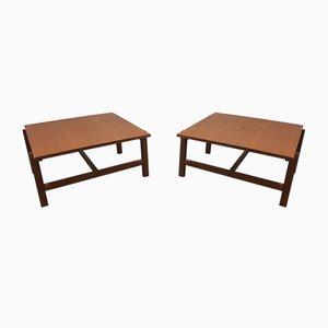 Table Basse par Cees Braakman pour Pastoe, 1950s