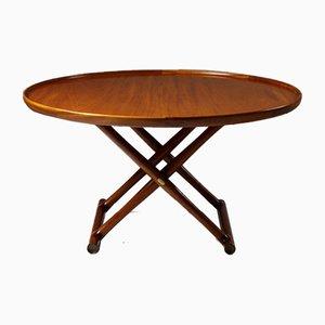 Table The Table Table Ocassional par Mogens Lassen pour Rud Rasmussen, Danemark, 1935