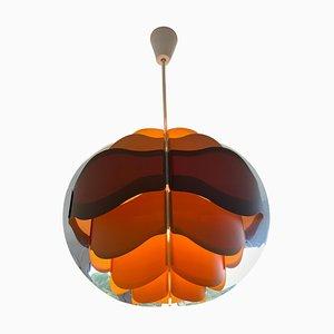 Scandinavian Pendant Lamp by Flemming Brylle & Preben Jacobsen, Denmark, 1960s