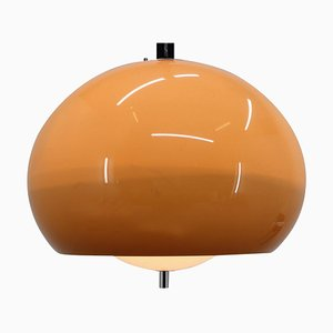 Mid-Century Pendant Lamp by Harvey Guzzini for Meblo, 1970s