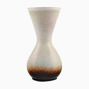 Vase in Glazed Ceramic by Vicke Lindstrand for Upsala-Ekeby