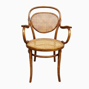 Antique Bentwood Armchair by Josef Hoffmann for Thonet