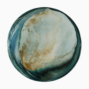 Oxy Oyster Minimalistic Round di Corine Van Voorbergen