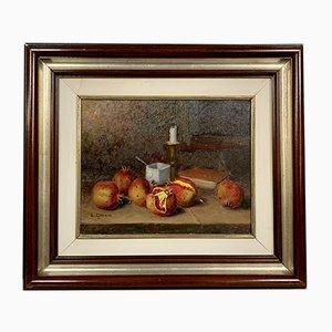 Pittura di Giovanni Quaglia Piemonte, anni '40