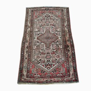 Antique Middle Eastern Farahan Rug, 1920s