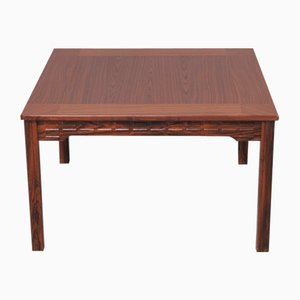 Rosewood Coffee Table from Alberts Tibro, 1970s