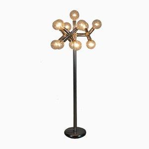 Lampadaire par Trix & Robert Haussmann pour Swiss Lamps International, 1960s