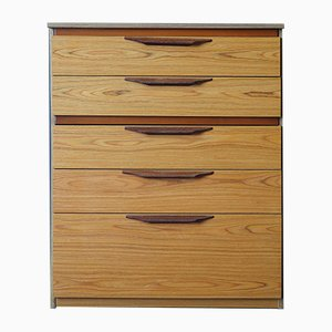 Vintage Chest of Drawers, 1980s