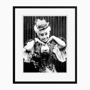 Barbara Windsor Cockney Queen Archival Pigment Print Framed in Black by Everett Collection