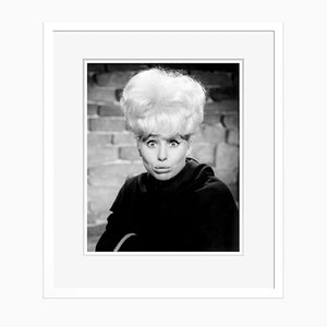 Cheeky Barbara Windsor in Crooks in Cloisters Archival Pigment Print Framed in White by Everett Collection