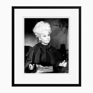 Barbara Windsor in Crooks in Cloisters Archival Pigment Print Framed in Black by Everett Collection