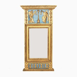 Bronze Mirror with Stamp, 1884