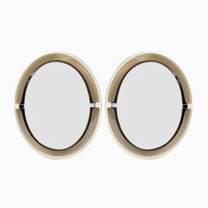 Mirrors from Marlinde Von Ruhs-Jalibert, 1974, Set of 2