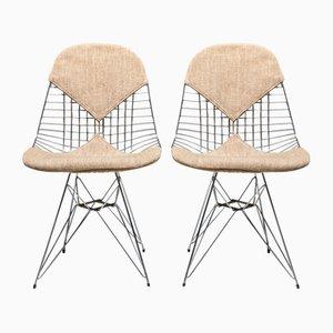 Esszimmerstühle von Charles & Ray Eames für Herman Miller, 1960er, 6er Set