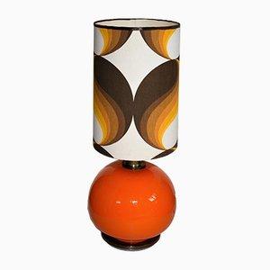 Lámpara de pie grande de Peill & Putzler, años 60