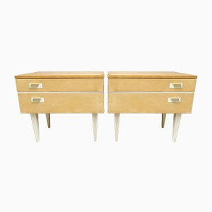 Nightstands, 1960s, Set of 2