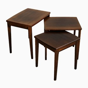Nesting Tables from Furbo, 1960s, Set of 3