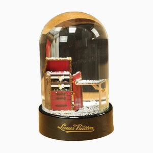 Snow Globe from Louis Vuitton, 1950s