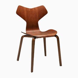 Poltrona di Arne Jacobsen per Fritz Hansen, anni '60
