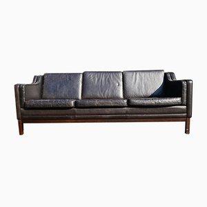 Mid-Century Sofa in Style of Mogens Hansen