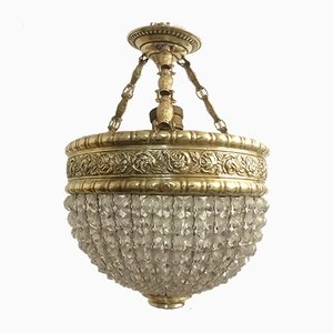 Hollywood Regency Ceiling Lamp