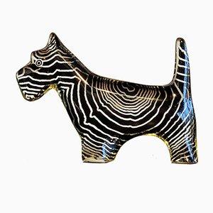 Scottish Terrier Figurine by Abraham Palatnik for SILON, 1960s