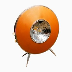 Spacemaster Electric Convector Light from Sofono, 1950s