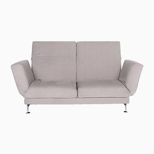 Grey Fabric Moule 2-Seat Sofa by Roland Meyer-Brühl for Brühl & Sippold