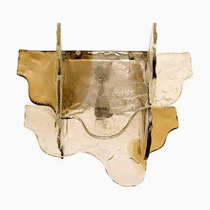 Deckenlampe aus Muranoglas von Carlo Nason für Mazzega, Italien, 1960er