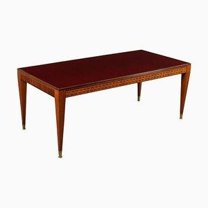 Italian Table Attributed to Paolo Buffa for F.lli Lietti, 1950s