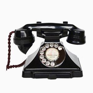 Teléfono, años 40
