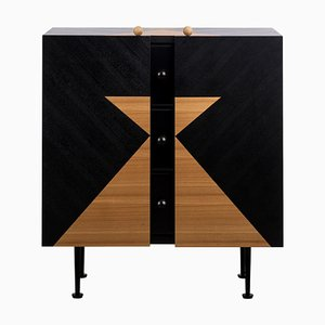 Yin-Yang Chest of Drawers by Thomas Dariel