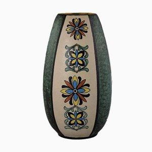 Mid-Century Westdeutsche Vase von Jasba