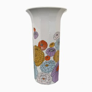 Vase Vintage en Porcelaine par Tapio Wirkkala pour Rosenthal