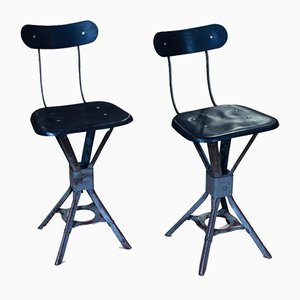 Stools from EMU, 1950s, Set of 2