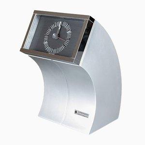 Orologio da tavolo Astro-Quartz di Junghans, anni '70