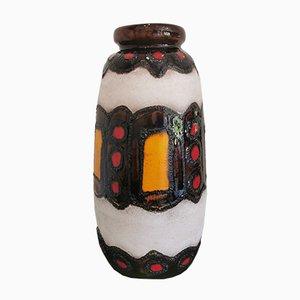 Große westdeutsche Vintage Vase von Scheurich