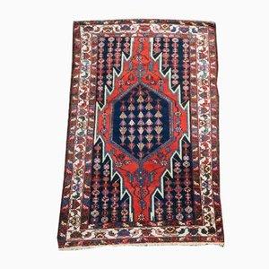 Handgeknüpfter Mid-Century Teppich
